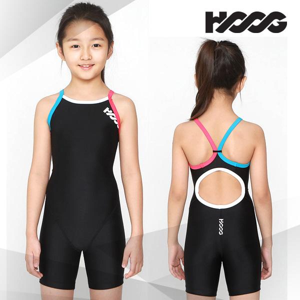 b370f2e3276 인조이라이프 - 후그 여자아동 3부 실내수영장 아동수영복 SD-ACA-137